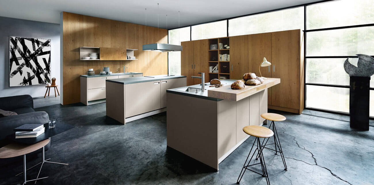 Next125: Informationen zur Küchen-Collection, Küchensystemen und ...
