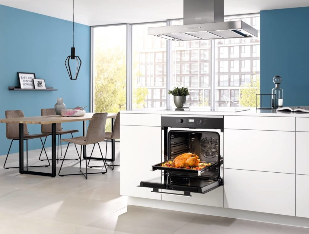 Miele Backofen H2666BP mit Pyrolyse; Fotocredit: Miele