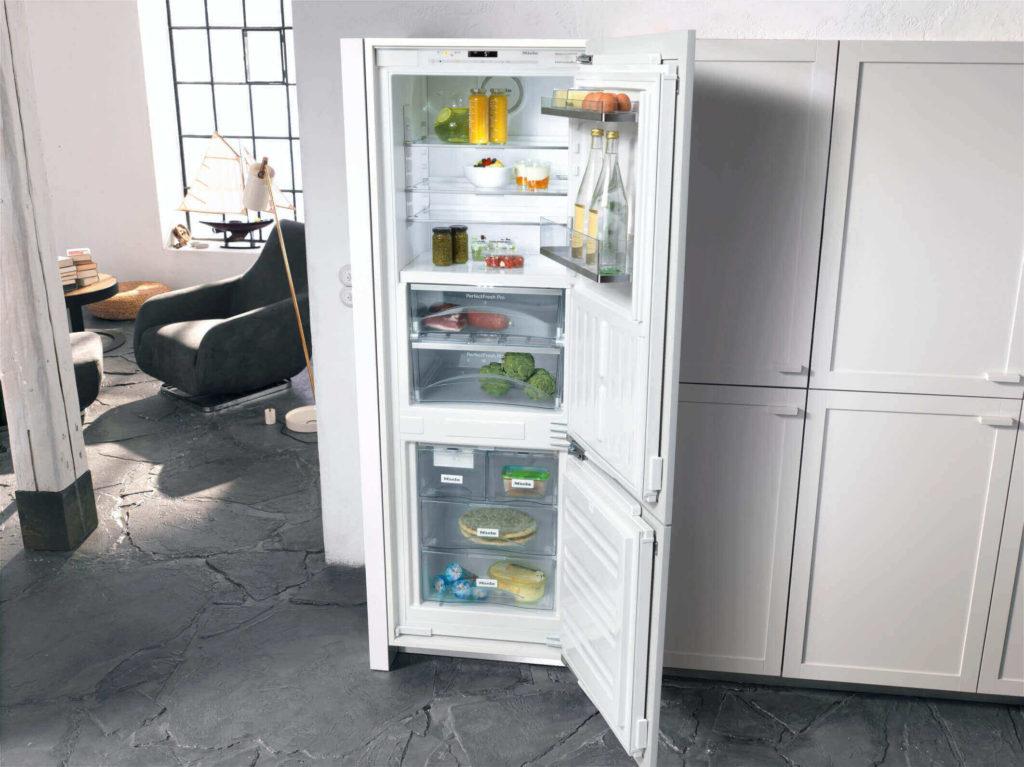 Miele Einbau-Kühl- und Gefriergerät K30.000; Fotocredit: Miele