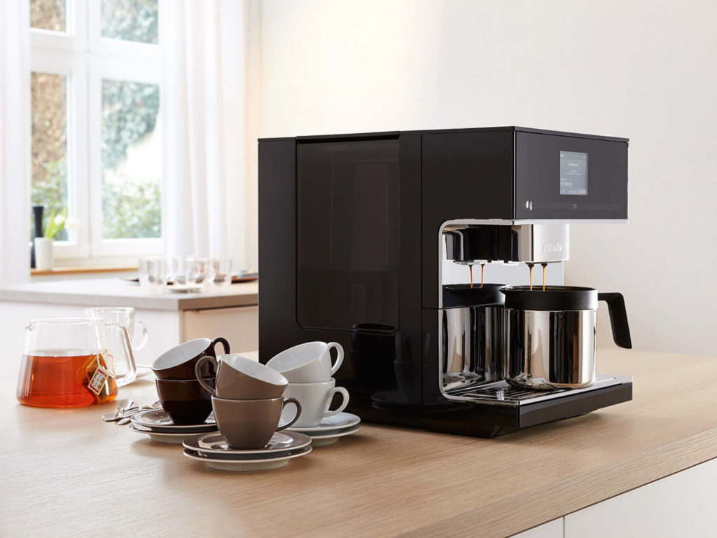 Miele Stand-Kaffeevollautomat CM7; Fotocredit: Miele
