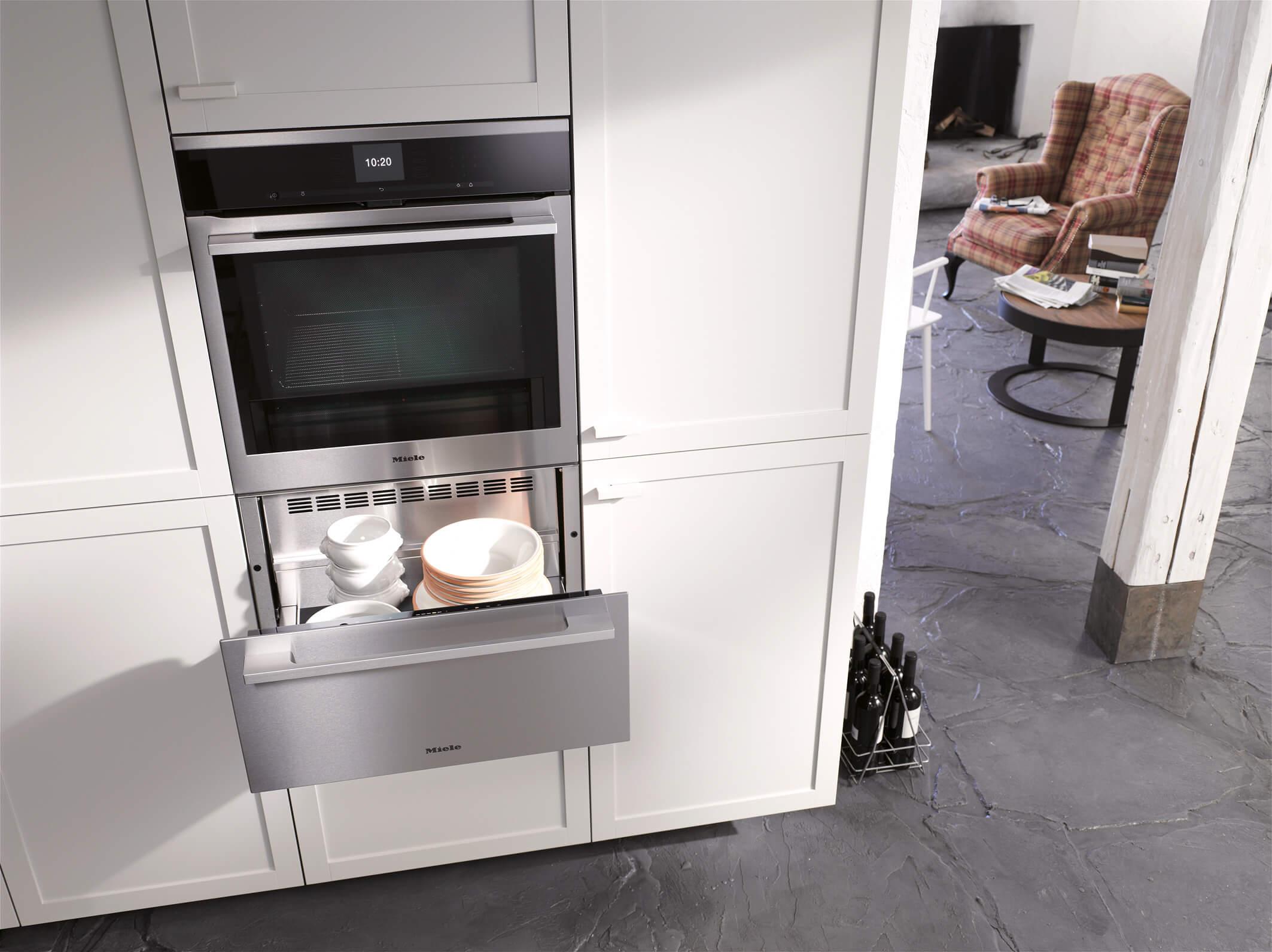Wärmeschubladen  Wärmeschubladen - Küchenfinder