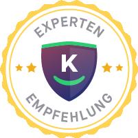 Expertenempfehlung