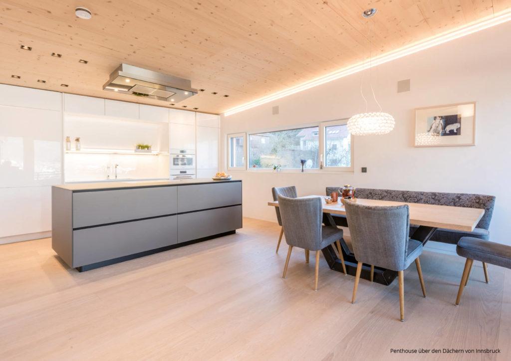 9 küchen farbkonzepte   ideen, bilder und beispiele für die ...