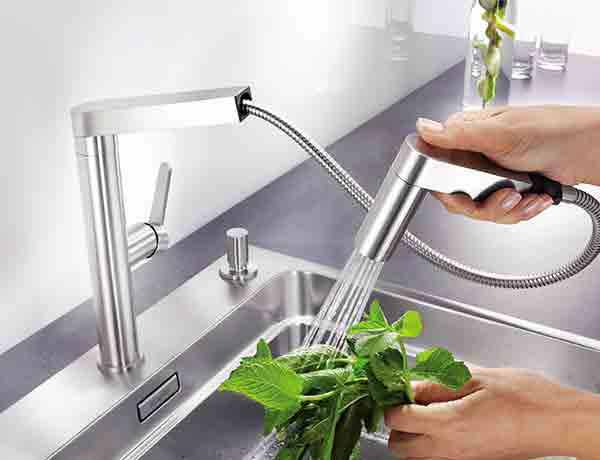Blanco Produkte: Küchenarmaturen
