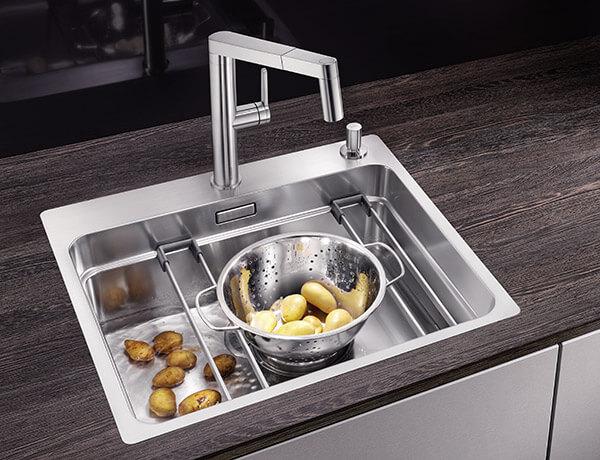 Blanco Produkte: Küchenspülen
