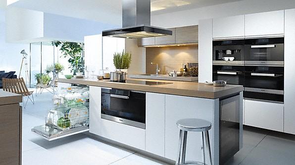 Miele: Einbaugeräte für die Küche mit höchstem Qualitätsanspruch ...
