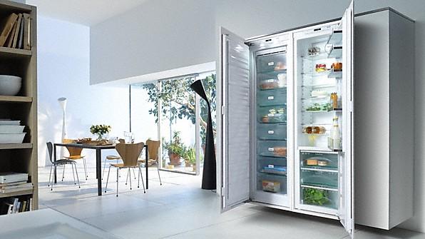 Side By Side Kühlschrank Einbaugerät : Miele einbaugeräte für die küche mit höchstem qualitätsanspruch