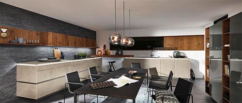Moderne Küchen von Nolte