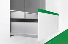 Grass Küchenbeschläge - Produkte - Auszugs-Systeme