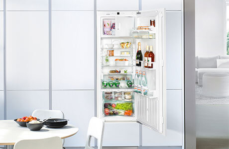 Lautstärke bei Kühlschränken: So leise ist ein Gerät von Liebherr