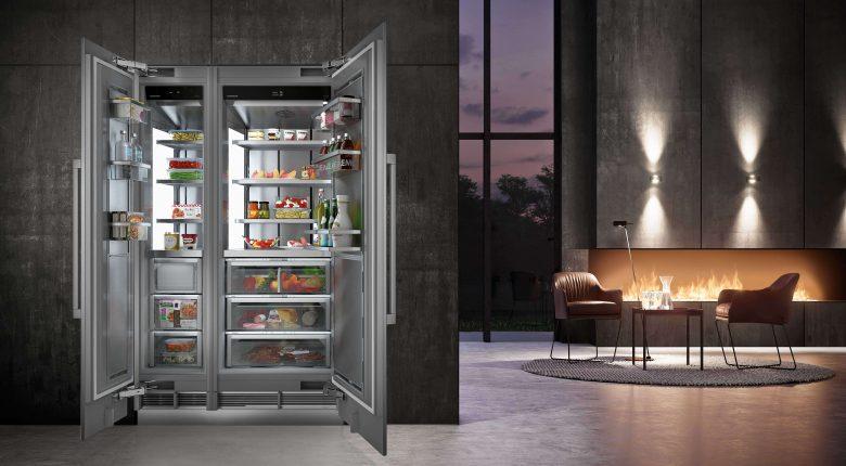Liebherr Monolith: Mehr Raum für puren Luxus im Kühlschrank