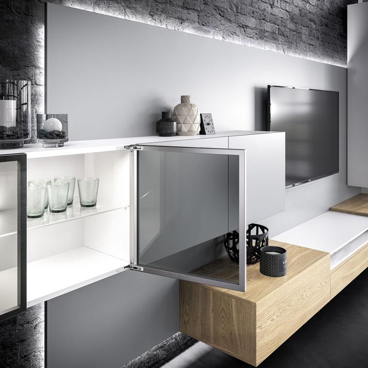Tiomos H von GRASS: Das unsichtbare Scharnier für mehr Design in modernen Küchen