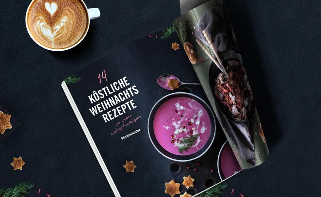 Kostenloses E-Book: 14 köstliche Rezepte für Weihnachten