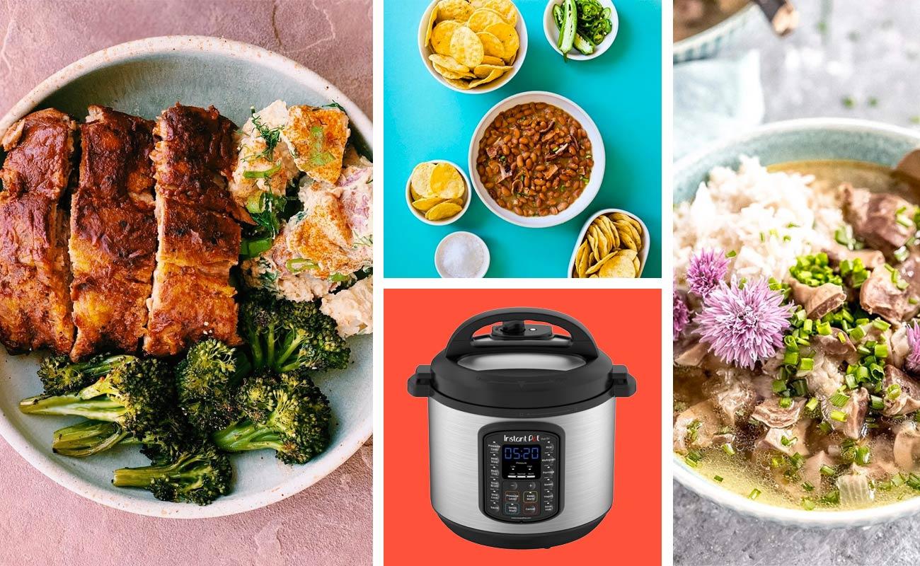 Instant Pot: Was kann das neue smarte Küchengerät?