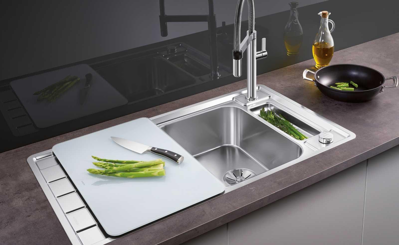 Ergonomische Küchenspülen von BLANCO für mehr Komfort