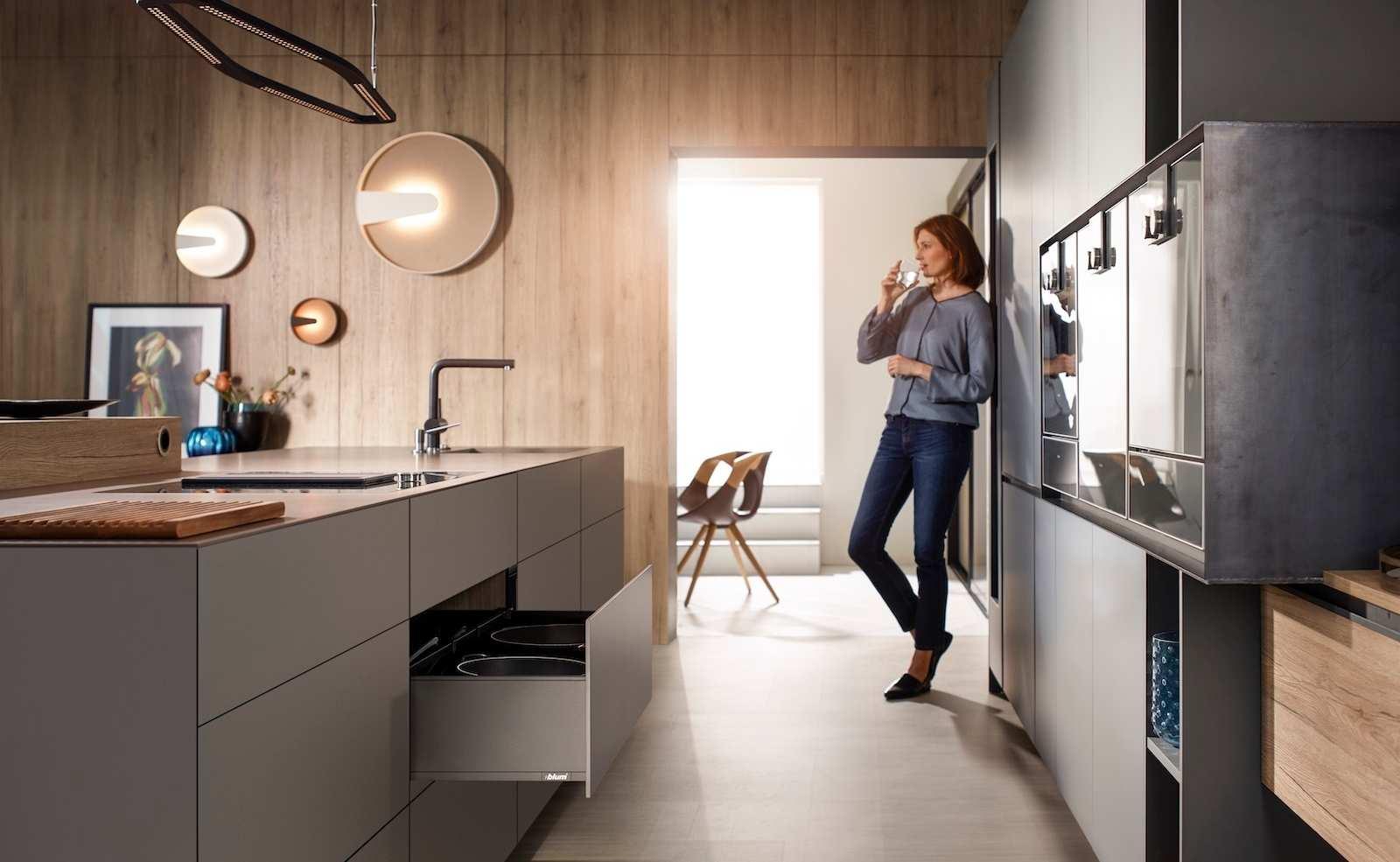 Dünne Fronten: Der neue Trend für deine Designer-Küche