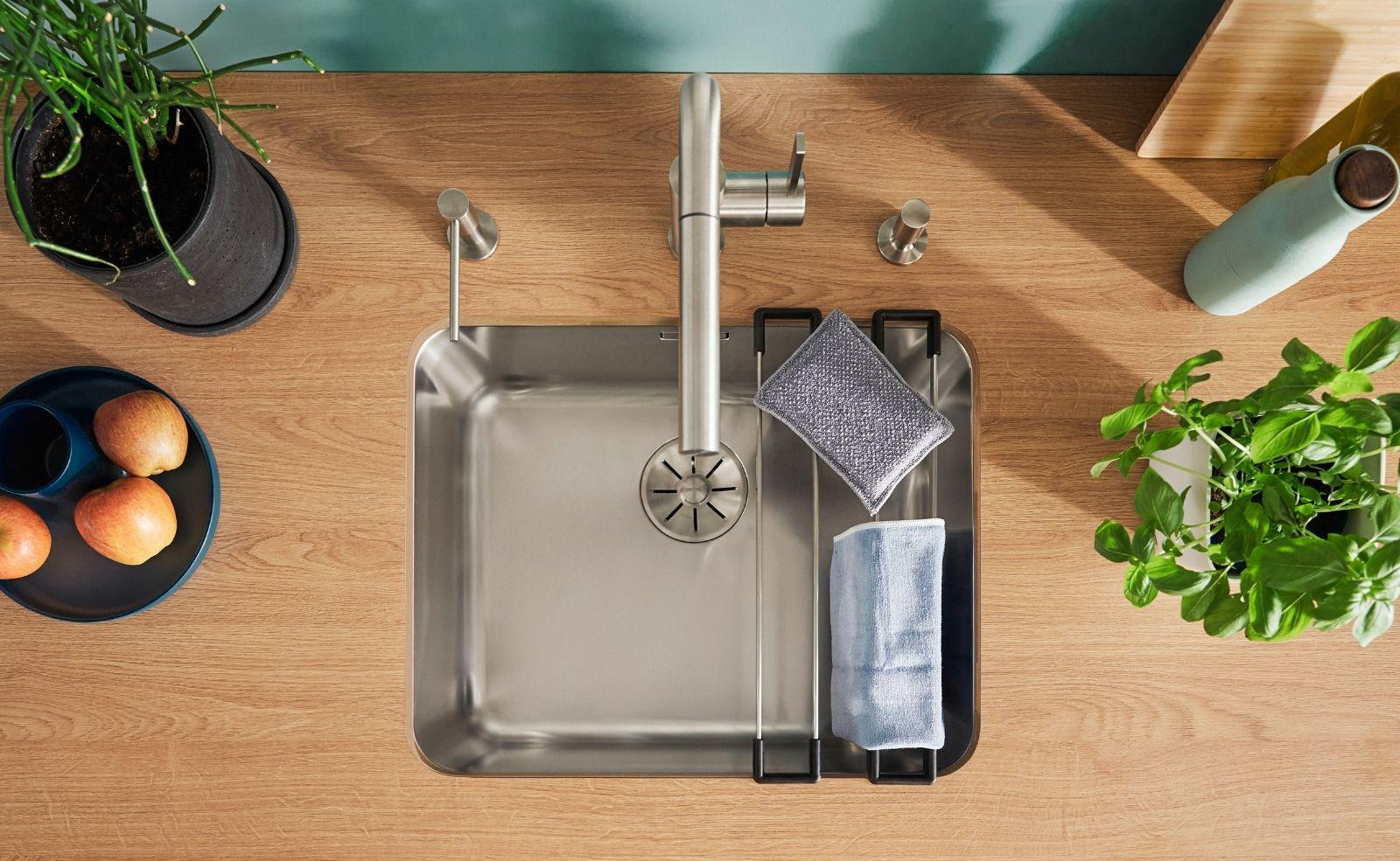 BLANCO Solis: Extra große Spüle für mehr Platz & Komfort in der Küche