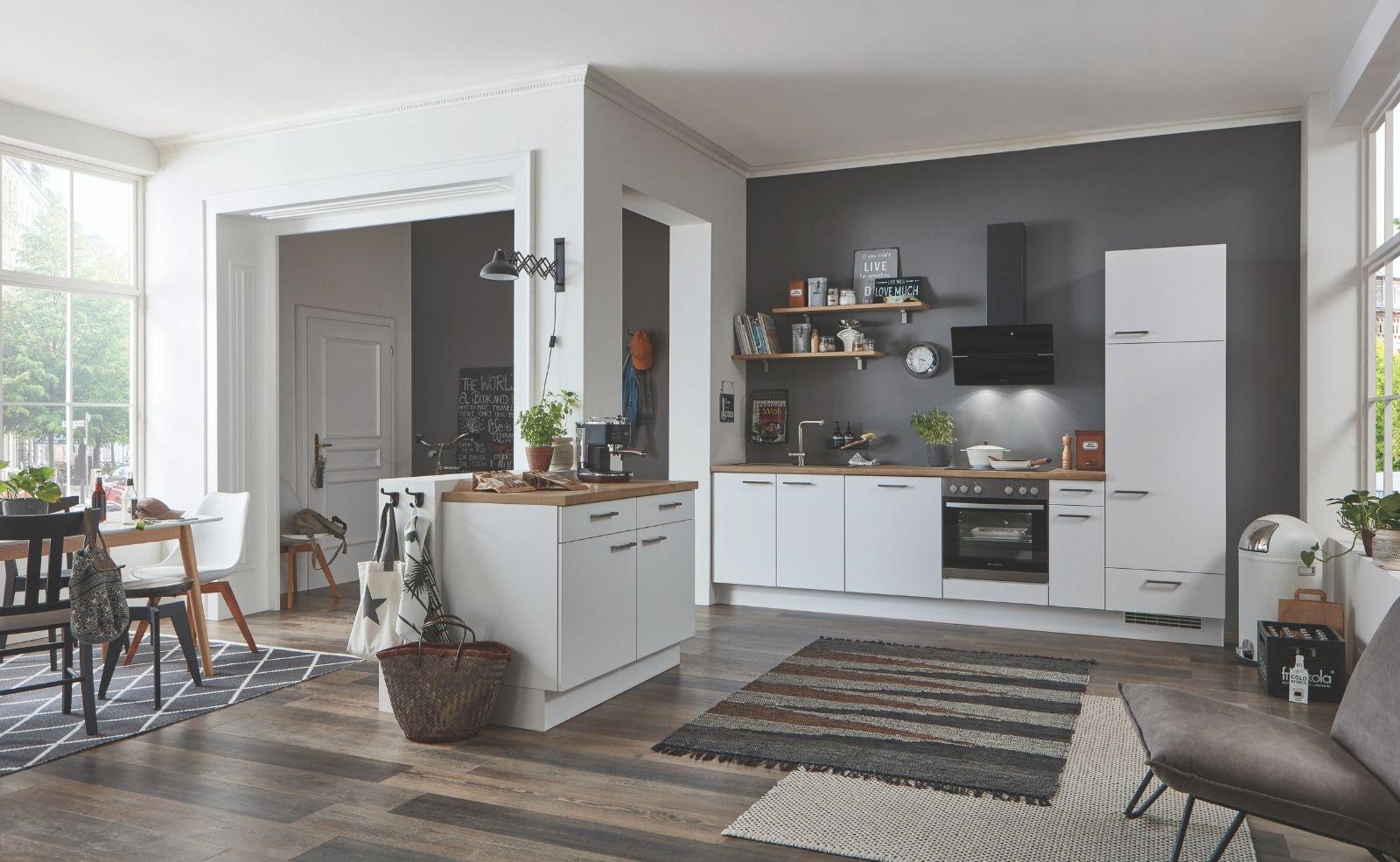 Küche für Mietwohnung schnell und günstig planen