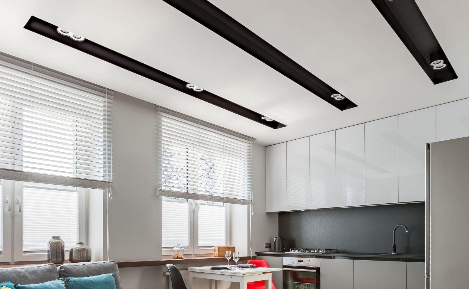 Welche Deckenlampen in der Küche