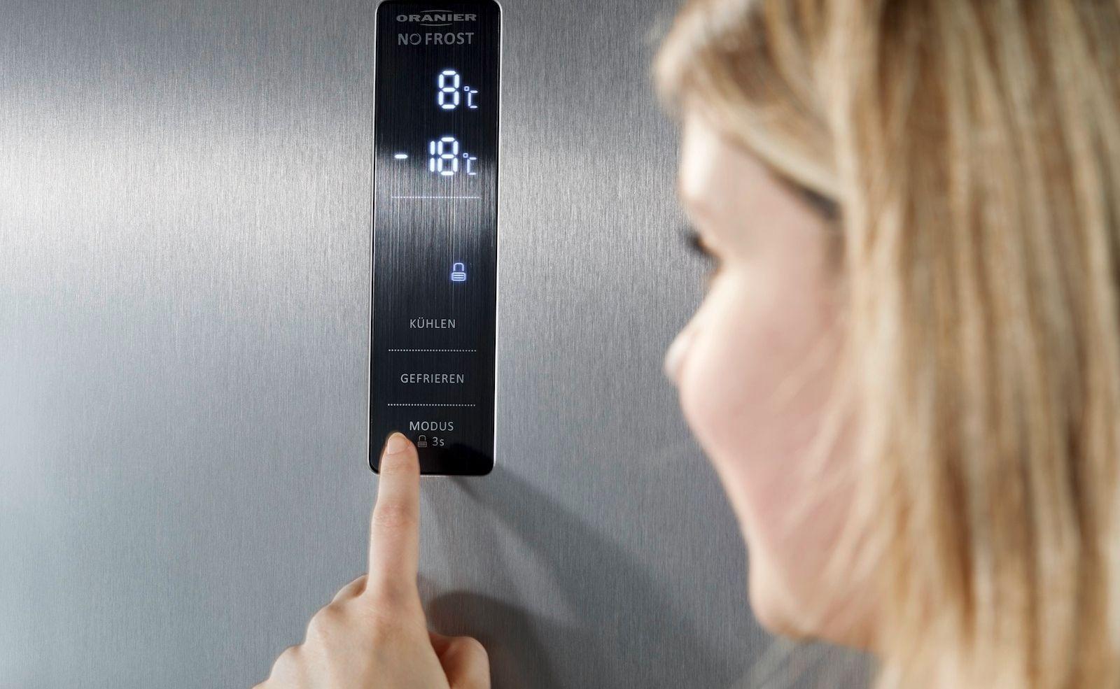 Kühlgeräte von ORANIER bieten eiskalte Vorteile